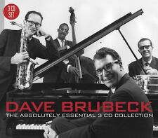 Dave Brubeck - Absolutely Essential 3CD [New CD] UK - Import