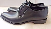 """""""Reprise"""" Derby black men's formal shoes size 42EU (8UK) - 100% Leather RRP £245"""