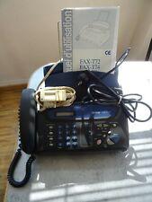 TELEPHONE  FAX  COPIEUR  BROTHER T 74   TRES PEU SERVI