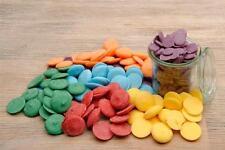 yagma Candy Melts - Regenbogenmix - 240 g  rot, orange, gelb, grün,blau,violett