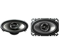 "PIONEER TS-G4644R 4X6"" 400W 2-WAY FULL RANGE CAR AUDIO STEREO SPEAKERS SET"