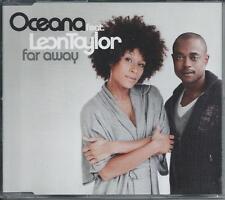 OCEANA ft LEON TAYLOR - Far away CDM 2TR GERMANY 2010 RARE!!