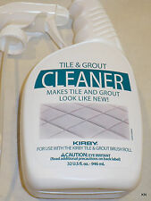 Kirby Tile & Grout Cleaner 1 quart. Cleans Tile and Grout*. 245213