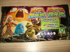 Tüte Sealed Monster gegen Alien Giochi Preziosi Monsters Contre Aliens