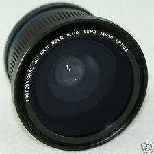Super Wide FISHEYE 0.40X LENS KIT For Sony A7SII A6300 A6000 A5100 A5000 16-50mm