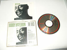 Bobby McFerrin - Voice (Live Recording, 1988) cd Ex Condition