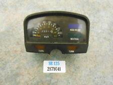 Velocímetro Yamaha SR125 217HYC41