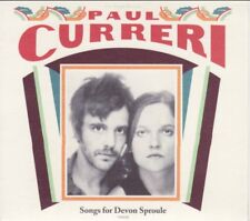 Paul Curreri - Songs for devon sproule - CD -
