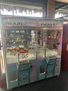 Elaut Mega Crane Claw Grabber Arcade Machine Amusements