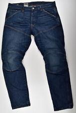 72708736fb8f G-Star Raw Elwood 5620 3d s Tapered Jeans W36 L32 Jeanshose Vintage blau
