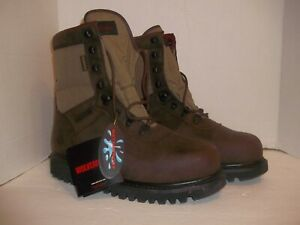 New Wolverine Mens 10 EW Waterproof Insulated Hiking Hunting Sportsman Boots