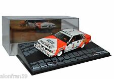 RALLY IXO MOULÉ SOUS PRESSION 1/43 Nissan 240RS GrB Mehta/Combes 1984 eRAL038