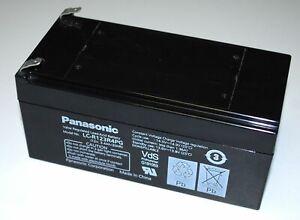 Panasonic Blei Gel-Akku 12V 3,4Ah LC-R123R4PG