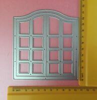 Open Window / Open Door / Aperture / Die / 16 Apertures / Cutting Frame