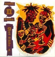 "SOUL II SOUL - Get a life 4TR 3"" CD-SINGLE 1989 SOUL / DOWNTEMPO"