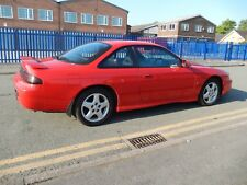 Nissan 200sx S14 low 59,000 miles full history light cat N  fully repaired