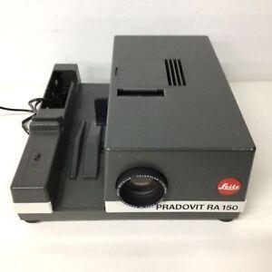 Vintage Leitz Pradovit RA 150 Automatic Slide Projector #323