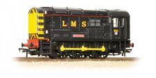 Bachmann 32-106K - Club Edition - Class 08 601 'Spectre' LMS Black Livery T48Pos