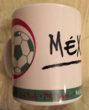 Mexico 2006 World Cup Coffee Mug/Taza Mexico Copa Mundial 2006