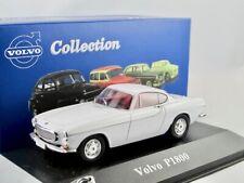 Volvo P1800  1961-1972   weiss   /    IXO/Atlas   1:43