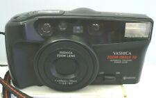 Yashica Kyocera Zoom Image 70 AF Power Zoom 35mm Camera & Strap ~TESTED