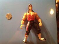 WWF Jakks Bret Hitman Hart Wrestling Action Figure Wrestler WWE WCW ECW NWO HOF