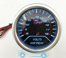 "2""52 LED Automotive Voltage Gauge Battery Monitor Meter 8-18V Dragon"