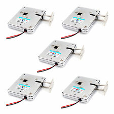 5pcs DC12V Electronic Cabinet Door Lock Small Electric Lock Bolt Lock+tracking