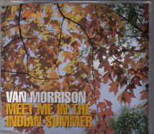 Van Morrison-Meet Me In The Indian Summer Promo cd single