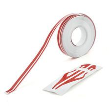 12mm Striping Pin Stripe Steamline DOUBLE LINE Tape Car Body Vinyl Sticker Decal