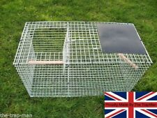 Magpie trap Larsen trap SINGLE top CATCH UK made by The TrapMan  FREE DEL