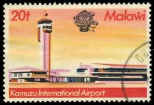 "MALAWI 420 - Manned Flight Bicentenary ""Kamuzu International Airport"" (pb22413)"