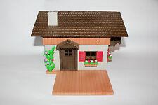 Playmobil Country 5422 Almhütte Berghütte Haus Hütte Berge Bergsteiger