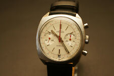 HAU Chronograph Itraco Landeron 187 Handaufzug Swiss Made