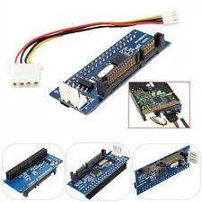 40-Pin IDE Female Converter SATA to 22-Pin male adapter PATA SATA Card Home