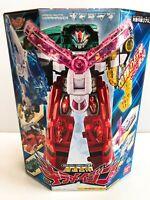 DHL First Ship Power Rangers Mashin Sentai Kirameiger DX KIRAMEIJIN set Bandai