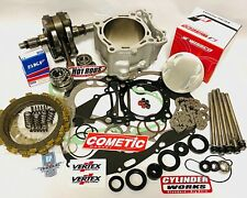 06-09 YZ450F YZ 450F Big Bore Stroker Motor Rebuild Complete Top Kit Clutch