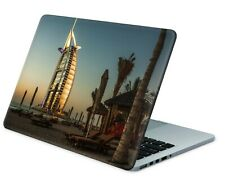 Universal Laptop Skin Notebook Netbook Aufkleber Sticker Cover Burj Al Arab