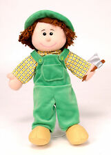 Woods Man Woodcutter Hand Puppet For Theatre & Story Time By Fiesta Crafts