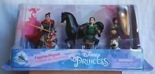 Disney Mulan Play Set 6 Figures - Disney store - NEW