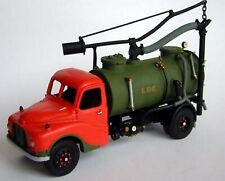 More details for austin loadstar gully emptier m21b unpainted o scale langley models kit 1/43