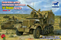 "Bronco 1/35 35038 Sd.Kfz. 6 5t ""Diana"" Hot"