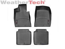WeatherTech Floor Mats FloorLiner for Hyundai Equus- 2014-2016 - Black