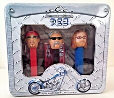 NEW IN BOX~SEALED~OCC (Orange County Choppers) PEZ Dispenser Tin Container