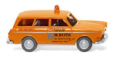 Volkswagen 1600 variant w. roth, wik004201, 1/87 scale, wiking