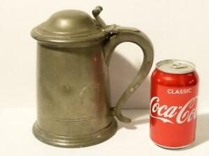1949 Coal Miners FIRST AID Winners Competition Pewter Tankard Prize  *