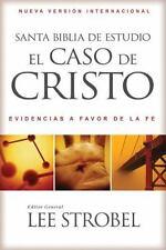 Santa Biblia de estudio el caso de Cristo NVI: Evidencias a favor de la fe Span
