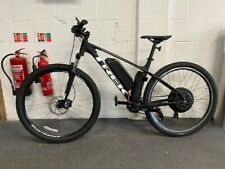 Electric mountain bike. Very fast. Trek Marlin 5 conversion. 2000w 58V. 50kph.