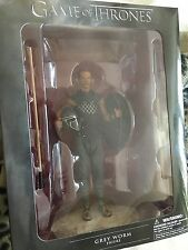 Game of Thrones   Grey worm  7  inch  figure on stand