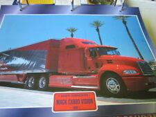 Super Trucks Hauben Zugmaschinen USA MACK CX600 Vision 1998